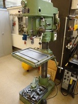 Column drilling machine Alzmetall